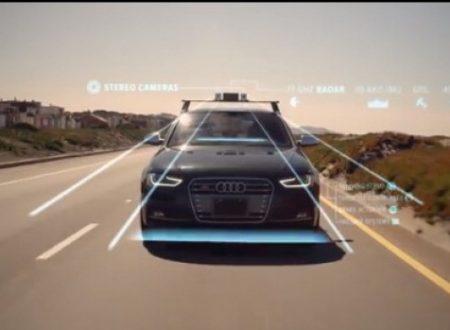 Radar e telecamere e l'automobile è pronta a viaggiare da sola