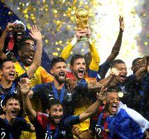 Russia 2018, la Francia vince un mondiale con poche emozioni
