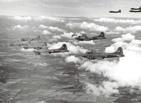 Seconda Guerra Mondiale, i bombardamenti hanno lasciato tracce nell'atmosfera