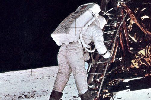 Il giorno che tutti andammo sulla Luna